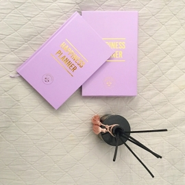 100 days Happiness Planner lavender