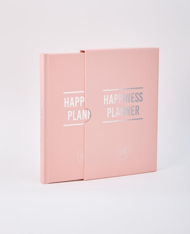 100 days Happiness Planner Blush rose