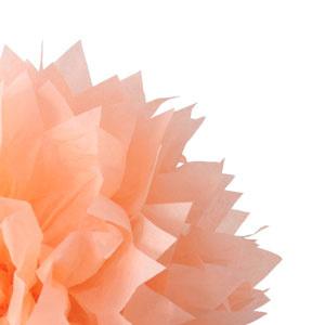 Tissue Paper Perzik