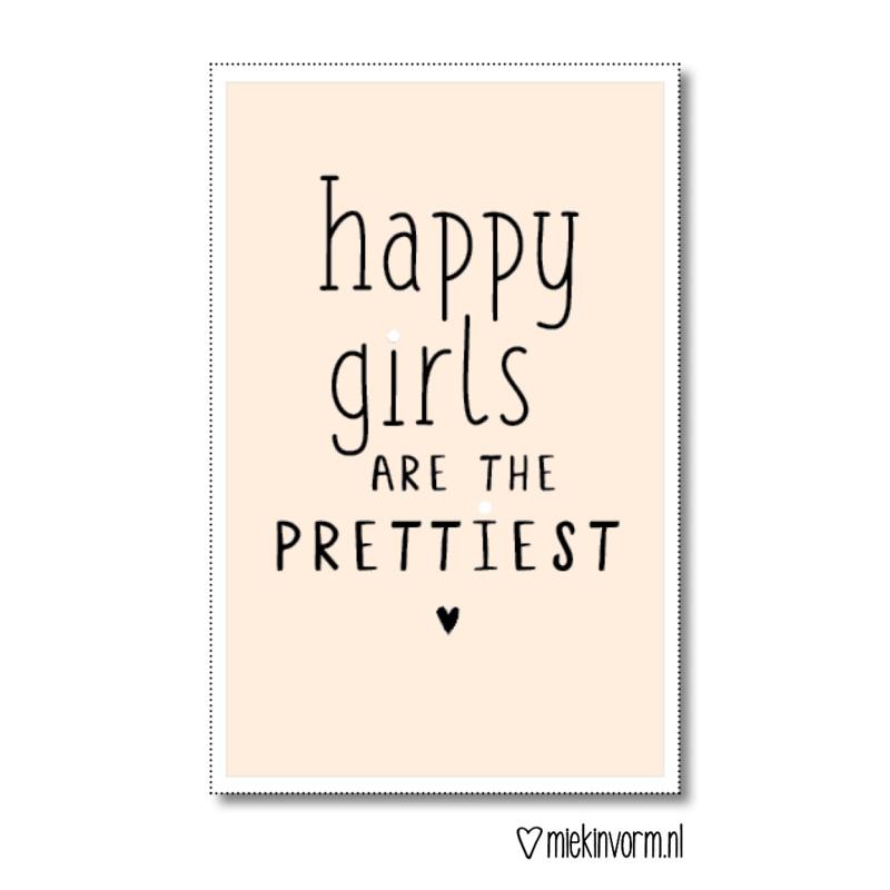 Happy Girls - Mini