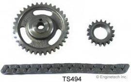 TS494 Distributieset Ford FE 1958 tot 1975
