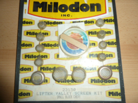 Milodon 23150 chevy small block screen filters lifter gallery