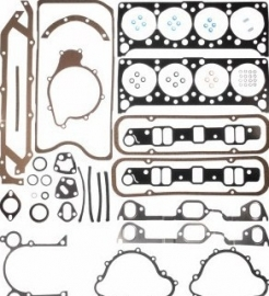 Motor pakkingset Pontiac V8 van 1965 tot 1972