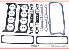 Chevrolet 5.7 pakking set Marine met krukas keerring uit 1 deel