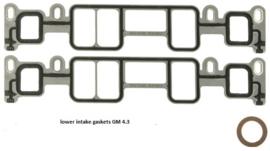Inlaatpakking set Chevy 4.3 Vortec van 1996 tot 2006