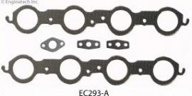 Uitlaatspruitstuk pakkingset LS-1 / LS-6