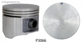 P3066 zuigers Flat top Mopar 440 cid met 1.912 inch compressie hoogte