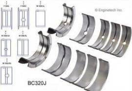 BC320J set hoofdlagers Mopar 318 van 1973 tot 2003 met 3.530 inch axiaal flens