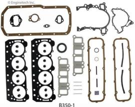 Motor pakkingset Buick 350 van 1968 tot 1980
