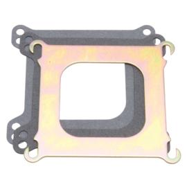 Edelbrock 2732 adapter 2.5 mm dik square bore carbs