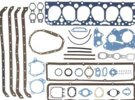 Motor pakkingset Chevy 235 lijn 6 van 1952 tot 1963 Fiber