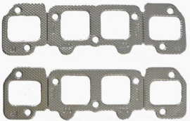 Uitlaatspruitstuk pakkingen Chevy 409 cid van 1961 tot 1966