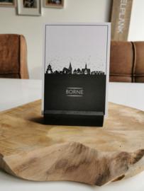 Skylinekaart A6 - Borne - LiMo Products
