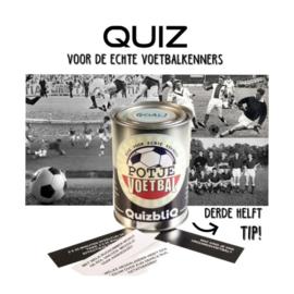 Kletspot - QuizbliQ Potje Voetbal
