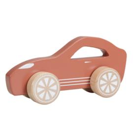 Houten Sportauto Roest - Little Dutch