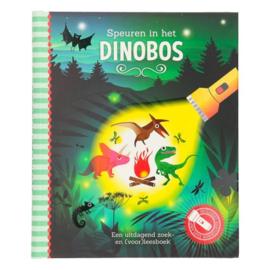 Speuren Boek - Speuren In Het Dinobos