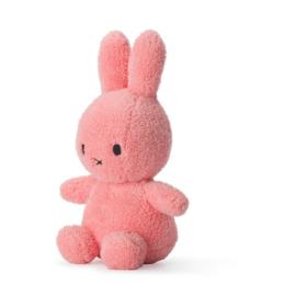 Nijntje Terry roze knuffel 23 cm