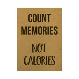 Count memories - Beezonder