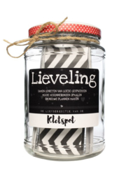 Kletspot - Lieveling