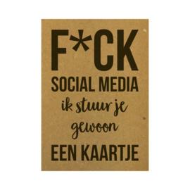 A6 - Fuck Social Media - Beezonder