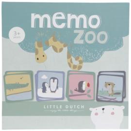 Little Dutch - Memo Dierentuin