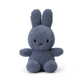 Nijntje knuffel Teddy blauw – 23cm