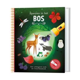 Speuren Boek - Speuren In Het Bos