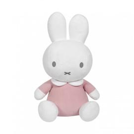 Nijntje baby rib knuffel pink