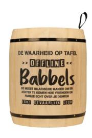 Kletspot - Babbels
