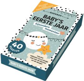 Boekbox - Mijlpaalkaarten eerste jaar