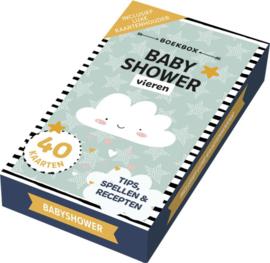 Boekbox - Babyshower