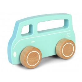 Houten auto mint - Little Dutch