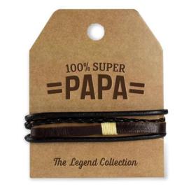 Armband - Super Papa