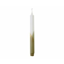Cross Candle Eucalyptus - Dinerkaars 4 stuks Voordeelverpakking- Rustik Lys