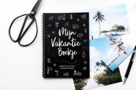 Vakantiedagboek voor alle mooie vakantieherinneringen - Zoedt
