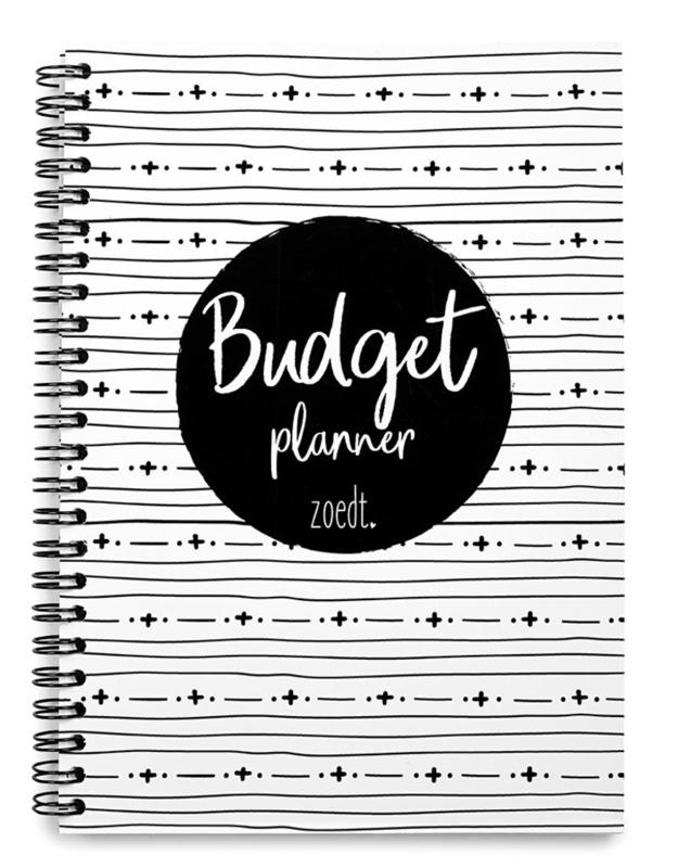 Budgetplanner - Zoedt