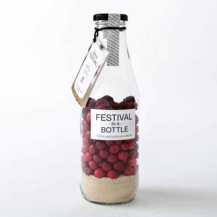 Festival in a bottle - Gin II Likeur