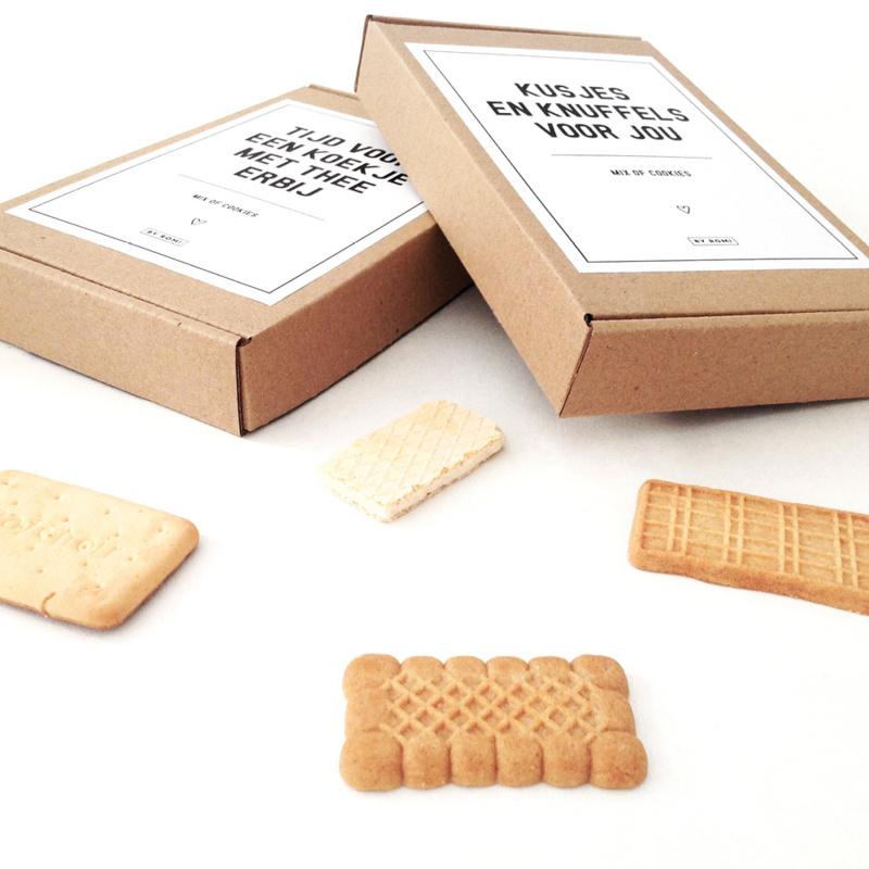 Cookies Gifts - Hiep Hiep Hoera! Jij bent jarig!