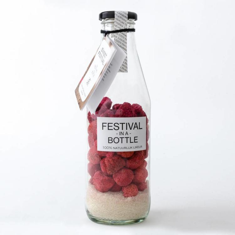 Festival in a bottle - Sweet Festival Vodka Likeur