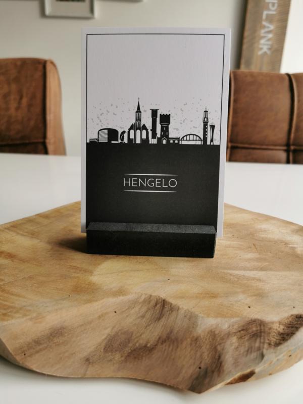 Skylinekaart A6 - Hengelo - LiMo Products