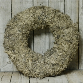 Krans grey mos