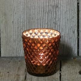 Votive firenze antique copper