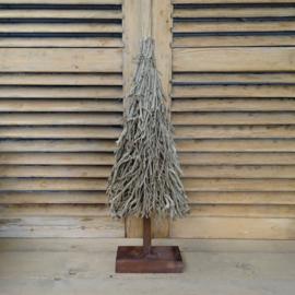 Tea Tree houten kerstboom