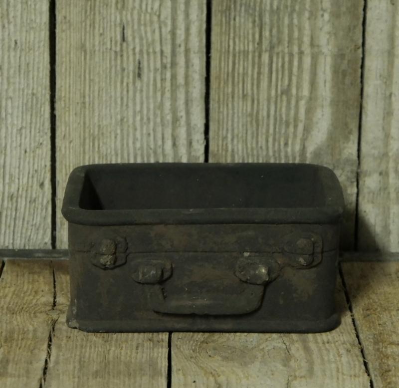 Pot koffer rechthoekig