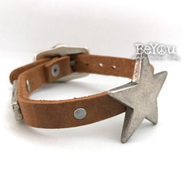 Rove Bracelet Star Brown