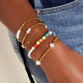 Armband Ster Goud