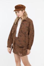 Oversized Jasje Cheeta