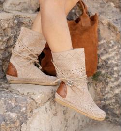 Boots Sierra Beige