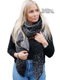 Sjaal Indy Zwart