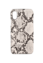 iPhone Cover Snake White